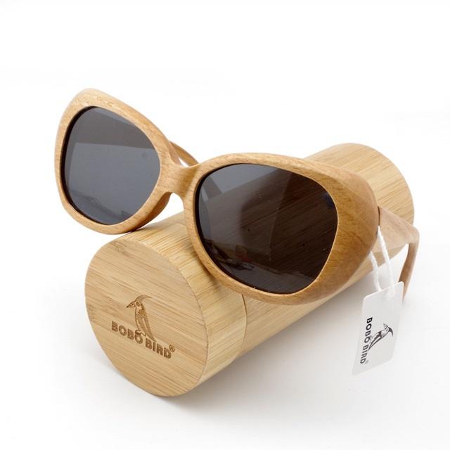 Bobo bird fa női napszeműveg
